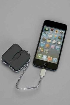 Native Union iPhone 5/5s/6 Jump Lightening Cable + Battery /