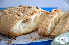 Pane senza glutine, senza impasto - paneamoreceliachia
