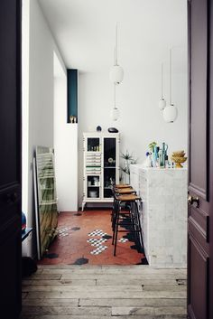 Jean-Christophe Aumas - Paris 10th arr. eclectic apartment.