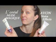 Poredjenje Avon-ove i L' oréal-ove BB kreme \ TEST \