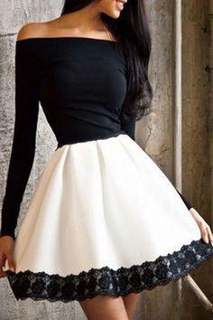 30+ Ideas About Classy Longsleeves Blackdress