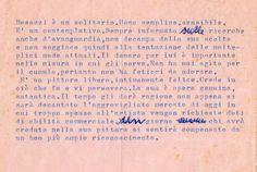 1986 Lettera