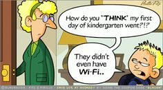 From Wi-Fi Wednesday on Funny Technology - Community - Google+