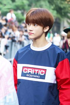 Asian Man Haircut, Nct Dream Jaemin, Sm Rookies, Na Jaemin, Winwin, Haircuts For Men, Kpop Boy, Asian Men, Boys Who