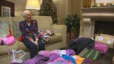 93 year old woman knits blankets for Humane Society cats awaiting adoption http://www.king5.com/article/news/local/stories-worth-sharing/bellevue-woman-93-knitting-blankets-for-cats-awaiting-homes/281-502166799