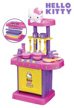 BARGAIN Hello Kitty Cook and Go Kitchen NOW £9.75 at Amazon CHEAPEST EVER PRICE - Gratisfaction UK