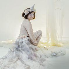 Un déguisement de licorne enchantée