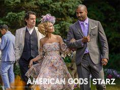 Dizi Haberleri: American Gods ilk Sezon finalini yaptı. İlk Sezon Mini özet ve detaylar.