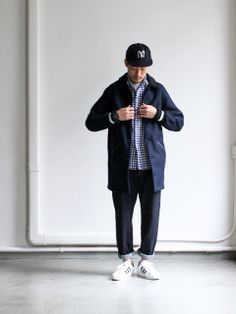 SKOOKUM BYRON LONG COAT -ナイモノねだり- 商品詳細 Strato