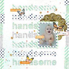 Layout: handsome (pls) || happyGRL
