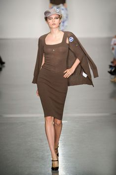 Vivienne Westwood at London Fashion Week Spring 2015 - Runway Photos