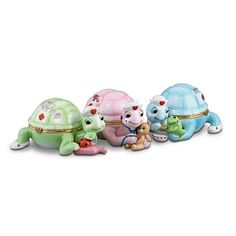 Porcelain Music Boxes | Tender Loving Care Music Box Collection