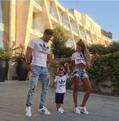 uploaded by beatrice b. on We Heart It Mom And Baby Outfits, Couple Outfits, Matching Family Outfits, Girl Outfits, Champion Clothing, Mommy And Son, Mom Son, Stylish Couple, Baby Boy Fashion