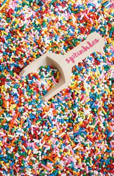 Say yes to sprinkles!