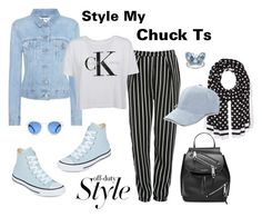 Chuck Taylor Style by cmrno on Polyvore featuring polyvore, moda, style, Calvin Klein, Acne Studios, Glamorous, Converse, Marc Jacobs, adidas, Kate Spade, Collection XIIX, fashion and clothing