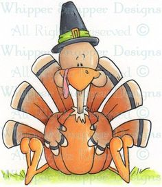 Whipper Snapper Designs is an expansive online store selling a large variety of unique rubber stamp designs. Thanksgiving Drawings, Thanksgiving Art, Thanksgiving Decorations, Thanksgiving Graphics, Thanksgiving Cartoon, Thanksgiving Blessings, Turkey Drawing, Fall Cards, Chalkboard Art