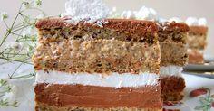 Kada sam je prvi put probala kod tetke, zaljubila sam se u ovu tortu. Pravila sam je više puta, u kombinaciji sa orasima ili sa lešnicima...