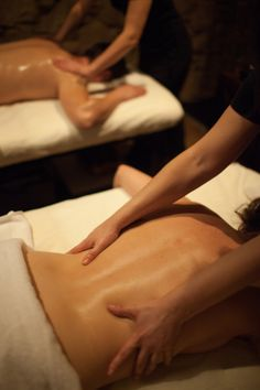 Couples Massage at the Dragontree in Portland.  What a perfect way to relax and rejuvinate along side a loved one!  https://www.youtube.com/watch?v=zbbVcGANeHw&list=PLXpRv-NtdVY99_Yn2gFqJlum65ng_Jd1j