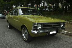 Opala 1971 está original nos mínimos detalhes - Jornal do Carro - Estadao.com.br