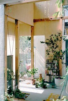 House Komazawa Park by miCo