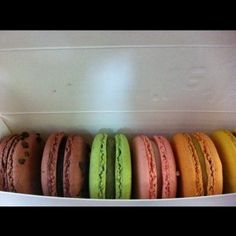 Macaroons, anyone?  @ 'Lette in Beverly Hills