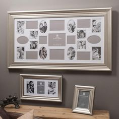 Gallery Direct Jasper 23 Photo Collage Frame Next Day Delivery | Direct Frame