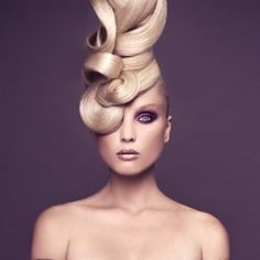 Best Huge Avant Garde Hair Styles That Are Absolutely Sensational – ZygoStyle Creative Hairstyles, Up Hairstyles, Avant Garde Hairstyles, Fantasy Hairstyles, Fashion Hairstyles, Crazy Hair, Big Hair, Twisted Hair, Extreme Hair