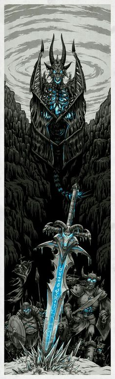 Awesome WoW art