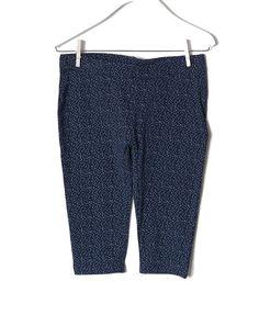 Κολάν κάπρι μπλε σκούρο  κολάν  κάπρι  μπλε  παιδικά ρούχα  παιδικά κολάν   κορίτσι  poulain  zippy ca4a03045c8