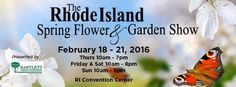 Rhode Island Spring Flower & Garden Show