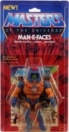 Man-E-Faces, Series 2