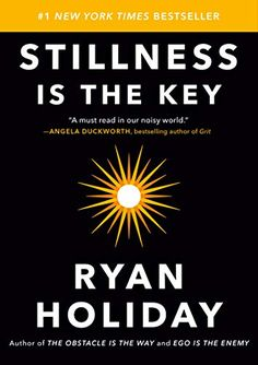 Instant New York Times Bestseller & Wall Street Journal Bestseller In The Obstacle Is the Way and Ego Is the Enemy, bestselling author Ryan Holiday. John Stuart Mill, Fred Rogers, Malcolm Gladwell, As Roma, Anne Frank, Slow Down, Winston Churchill, Thirteen Days, New York Times