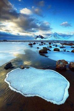 Islandia es uno de los países que quiero descubrir. Todos sus paisajes son maravillosos.