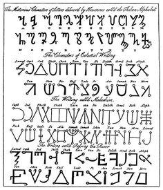 magickal scripts
