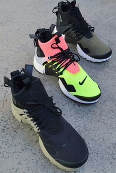 The ACRONYM x Nike Air Presto