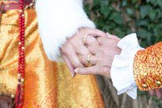Our medieval wedding rings made by Zilverlinde https://www.facebook.com/permalink.php?story_fbid=695624573903538&id=356157144516951 http://www.zilverlinde.nl/Historische-sieraden/Vroege-Middeleeuwen/