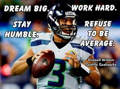 Some think Seahawks Russell Wilson was resting during the bye week and getting all healed up. Yes he is working on healing his injuries but for the resting part, not really. There's way too m…