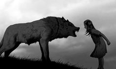 Throw her to the wolves and I promise you she will come back leading them!