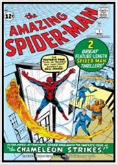 FREE 'Amazing Spider-Man #1' Comic Book Download on http://www.icravefreebies.com/