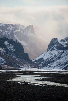 Iceland travel Fantasy Landscape, Landscape Photos, Landscape Photography, Nature Photography, Travel Photography, Landscape Lighting, Landscape Architecture, Iceland Landscape, Mountain Landscape
