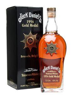 Jack Daniel's 1954 Gold Medal Litre