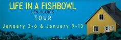 TOUR: Check out our character intro post for #LifeInAFishbowl by Len Vlahos! Plus a giveaway on Swoony Boys Podcast!