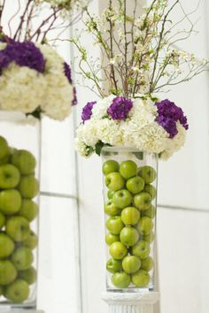 These colors are so fantastic! Jepson Center Wedding ~ Savannah, GA