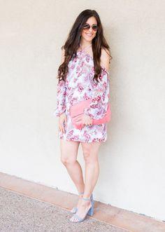 Floral Dress, Dresse