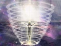 """""""Once we were particles of Light, now we are Beings of Light, radiating Love."""" ~ Rumi  www.mynzah.com"""
