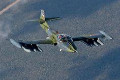 Veterano da Guerra do Vietnã, o Cessna A-37 continua em operação no Uruguai (FAB)