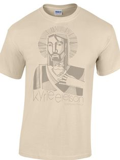 Kyrie Eleison - Lord Have Mercy T-shirt