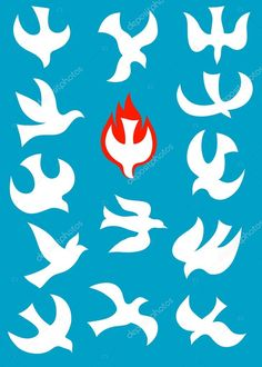 Find Dove Dove Holy Spirit Silhouette Art stock images in HD and millions of other royalty-free stock photos, illustrations and vectors in the Shutterstock collection. Holy Spirit Tattoo, Holy Spirit Prayer, Age Of Mythology, Holy Spirit Images, Dove Images, Dove Tattoos, Mini Tattoos, Baptism Banner, Wool Applique Patterns