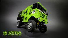 Tatra Dakar Truck | by SarielLego