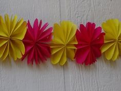 No glue craft : How to make beautiful paper decoration under 5 mins with copy paper and scissors - YouTube
